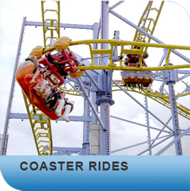 Amusement rides coaster